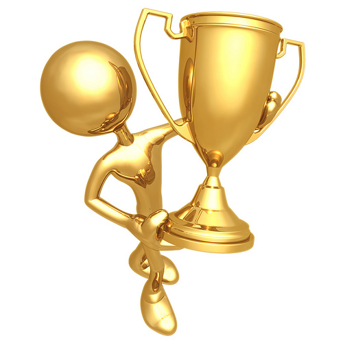 trophywinner Week 1 October Winners!